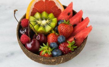 Diez frutas con alta y baja cantidad de azúcar