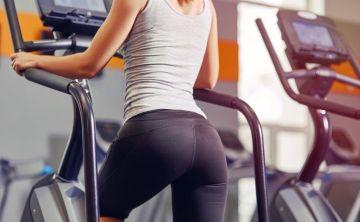 Fortalece las piernas y los glúteos, y reemplaza el running