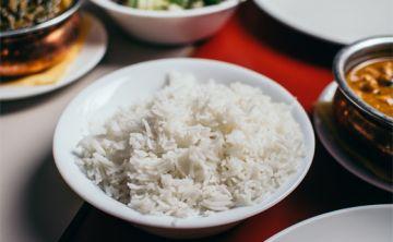 El arroz blanco podría aumentar el riesgo de padecer diabetes