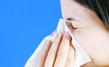 En riesgo pacientes de asma y alergias