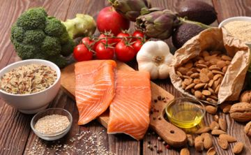 Alimentos que ayudan a prevenir un infarto