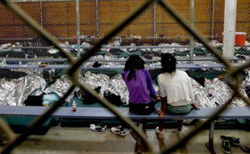 Advierten sobre estrés postraumático en niños migrantes separados de familias