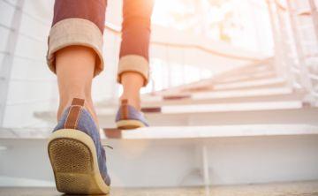 Una caminata ágil de 10 minutos todos los días disminuye el riesgo de muerte prematura