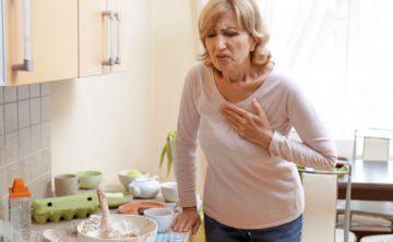 Llaman a las mujeres a actuar más rápido ante síntomas de infarto
