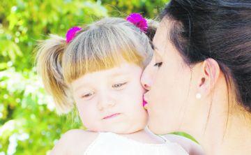 No obligues a tus hijos a besar a los extraños