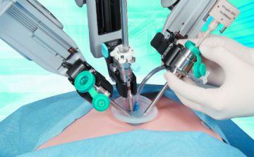 Una mirada a la cirugía robótica en Puerto Rico
