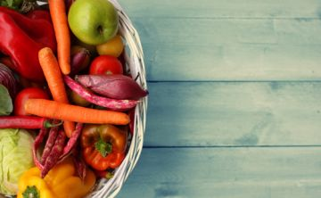 Beneficios de las frutas y verduras según su color