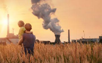 Analizan los efectos de la contaminación en los niños
