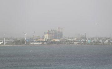 La contaminación ambiental: desafío de salud pública