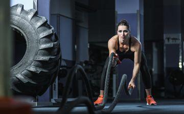 Optimiza tu cuerpo con Crossfit