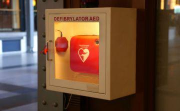 El desfibrilador, clave para salvar vidas