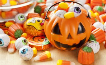 Triqui triqui Halloween, ¿cuántos dulces para mí?