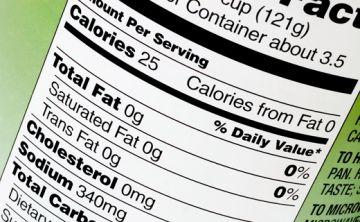 Todo lo que debes saber sobre la nueva etiqueta nutricional