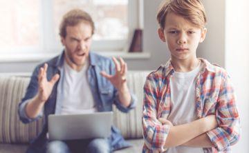 """""""¡Haz caso!"""": las marcas que dejan los gritos en los chicos"""