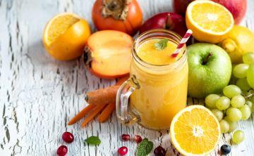 ¿Qué tan saludables son los jugos de frutas?