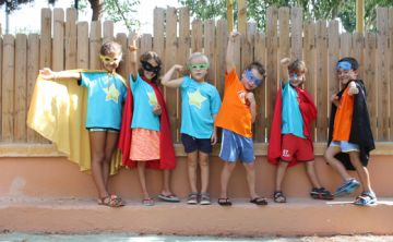 "Educando para desarrollar ""superpoderes"""