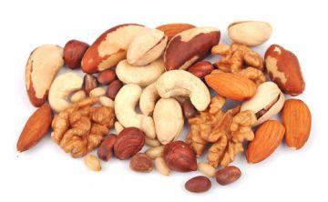 Comer nueces ayuda a la salud sexual masculina