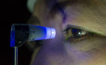 El riesgo de glaucoma