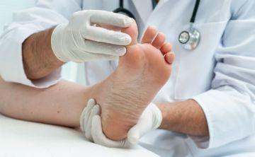 Cateterismo periférico para salvar el pie diabético