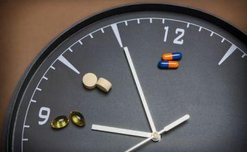 La hora puede ser determinante en la eficacia de ciertos medicamentos