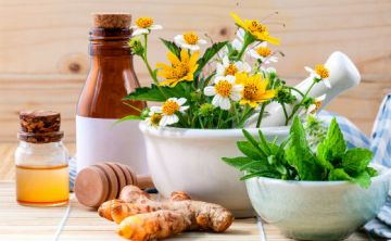 Remedios naturales para los problemas nasales y alérgicos