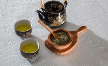 El té verde reduce la obesidad