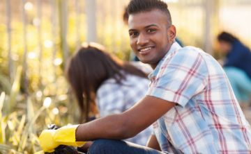 Desarrolla los valores positivos en los niños y jóvenes
