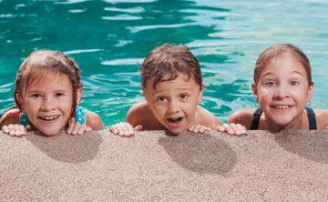 Incrementan las enfermedades en los niños durante el verano