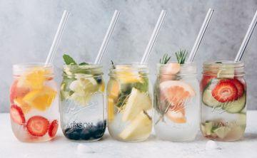 Divertidas y deliciosas formas de tomar agua