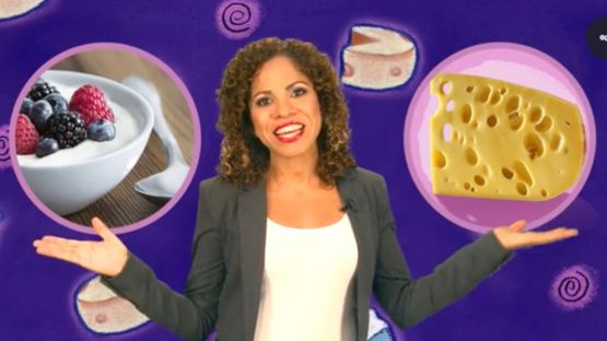 Otras fuentes de calcio más allá de la leche