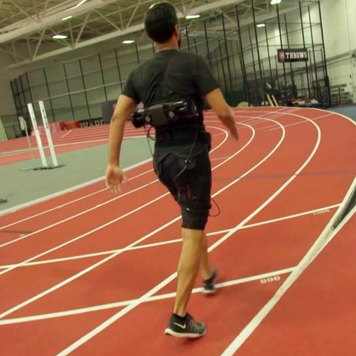 Llegan los shorts biomecánicos para ayudarte a correr y caminar