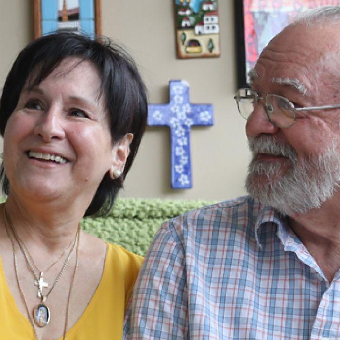 El milagro de Mary Peña Torres, una sobreviviente de trasplante de hígado y riñón