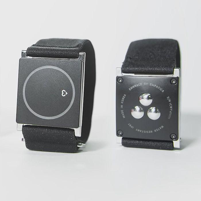 Embrace2, el smartwatch que podría cambiar la vida de los pacientes con epilepsia